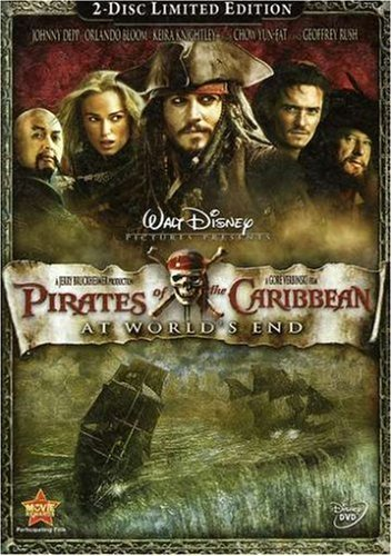 Pirates of the Caribbeab - At World's End